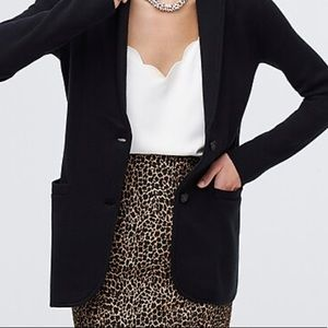 J.Crew Double Breasted Cardigan Sweater